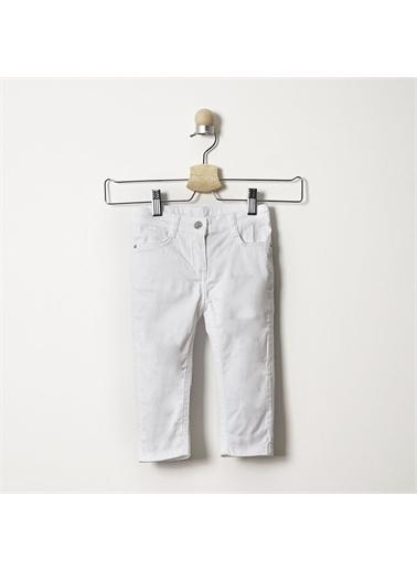 Panço Erkek Çocuk Basic Pantolon 9931151100 Beyaz